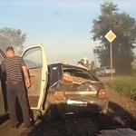 Wypadki samochodowe - STRASZNE!
