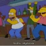 Simpson na imprezie
