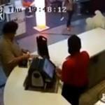 Błyskawiczny złodziej