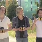 Szwedzi straszą ludzi klaksonem!
