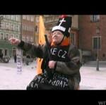 """""""Bo kościół to jest ZŁODZIEJSTWO!"""" - protest babci"""
