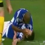 Tragiczna konfrontacja na boisku