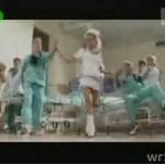 Mandaryna i pielęgniarki