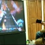Zdobył 100% w najtrudniejszym utworze Guitar Hero 3!