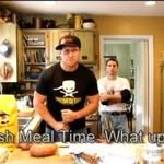 Furious Pete uczy, jak robić pierogi
