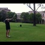 Frisbee - najlepsze triki