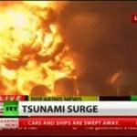 TSUNAMI w Japonii - KATAKLIZM!