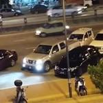 Podwójna wpadka podczasparkowania - o zgrozo...