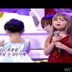 Cudowny wspólny występ Yoo Ye-eun i Connie Talbot!