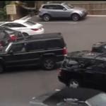 Parkingowe zmagania kobietki