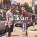 Pierdzenie na ulicy - no stary, przesadziłeś...