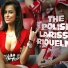 Najpiękniejsza polska kibicka - Natalia Siwiec