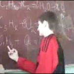 Lekcja chemii w ROSJI - hardcore!!!