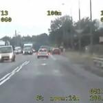 Pościg za złodziejami paliwa