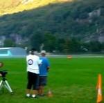 Pokaz umiejętności sterowania helikopterem