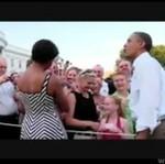 Obama ma podejście do dzieci!