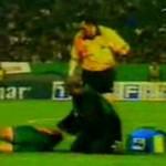Śmieszne akcje w piłce nożnej