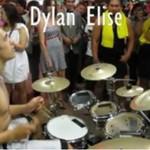 Dylan Elise - perkusja to jego życie