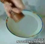 Pieprz, woda i mydło