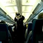 Francuskie stewardessy nie mają lekko...