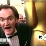 Tarantino pluje na reportera