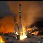 Rosyjska rakieta - start