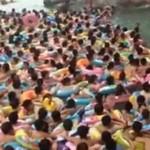 Chiński akwapark - PŁYWALIBYŚCIE?