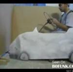Test poduszki powietrznej w warunkjach domowych!