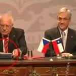 Prezydent Czech to złodziejaszek!