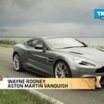 Kolekcja samochodów Wayne'a Rooneya