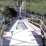 Potrójny skok na rowerze - WOW!