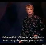 """Eddie Izzard - """"Brytyjskie filmy"""""""