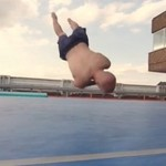 Damien Walters vs. The AirTrick Mat