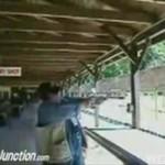 Wpadka na strzelnicy