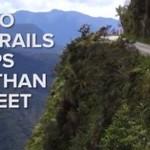 Najbardziej ekstremalne drogi świata