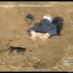 KAWAŁ na cmentarzu - niesmaczny?