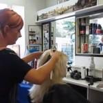 Najszybsza fryzjerka świata?