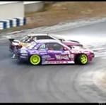 PIĘKNY drifting!