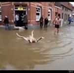 Powódź? To też może być zabawne!