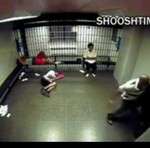 Bójka w celi więziennej