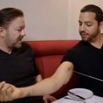 David Blainei Ricky Gervais - czy to prawdziwa magia!?
