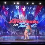 """Tancerka z amerykańskiego """"Mam Talent"""""""