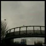 UFO nad Manchesterem - TO NIE STATEK!