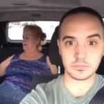 Babcia odkrywa radio