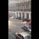 Praga SPŁYNĘŁA samochodami!