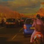 ROSJA - kompilacja bójek na drodze