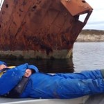 NORWEGIA - pobudka na statku