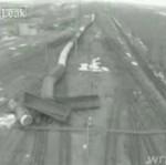 Zderzenie pociągów!
