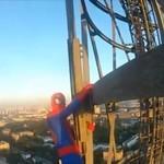 Wieczorna rozrywka Spidermana