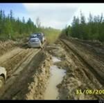 Lena - słynna rosyjska autostrada
